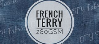 French Terry 280-300gsm PRINTS