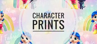 Character prints