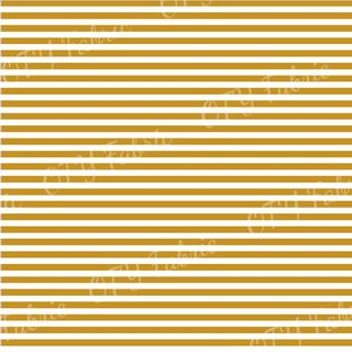 Mustard Stripes 5mm