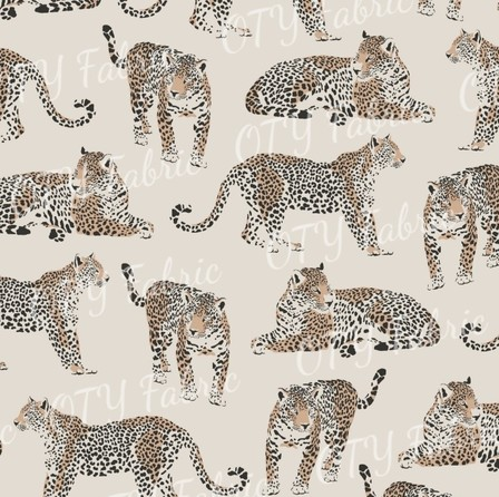 Plain leopards