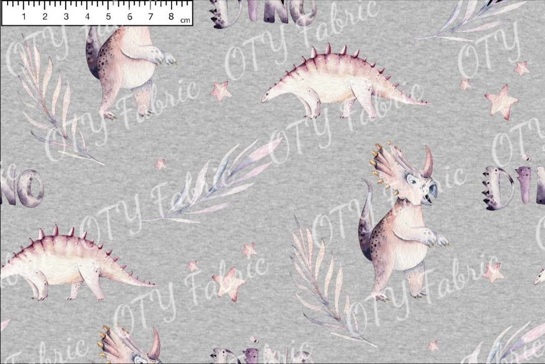 Triceratops grey marle