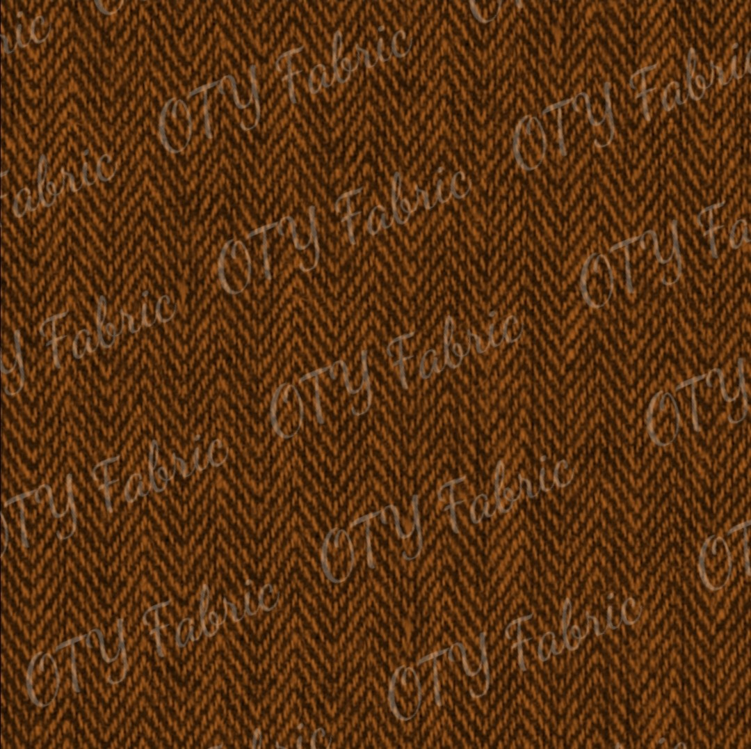 Terracotta on tweed - Exclusive